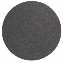 Skate Charcoal Round Tablecloth Coasters, Set of 4
