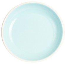 Bloom Light Blue Enamel Dinnerware