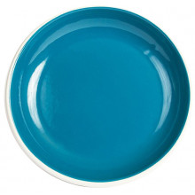 Bloom Ocean Blue Enamel Dinnerware