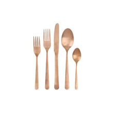 Oslo Copper Flatware | Gracious Style