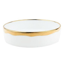 Dauville Bottle Coaster Gold | Gracious Style