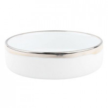 Dauville Bottle Coaster Platinum | Gracious Style