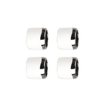 Napkin Ring Set Of 4 Platinum | Gracious Style