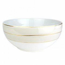 La Vienne Serving Bowl Light Grey | Gracious Style