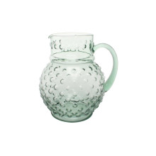 Bauble Pitcher Clear | Gracious Style