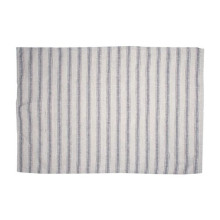 Kartena Tea Towel Grey Stripe | Gracious Style