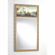 Classic Trumeau Mirror Buildig