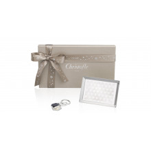 Coffrets Cadeaux Gift Box With Business Card Tray And Keychain | Gracious Style
