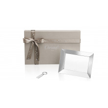Coffrets Cadeaux Gift Box With A Silver Plated Trinket And A Silver Plated Keychain. | Gracious Style