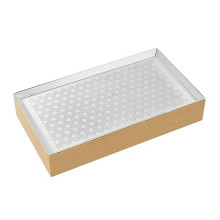 Madison 6 Silver Plated And Beech Wood Trinket Box | Gracious Style