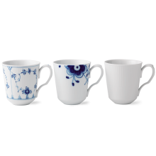 Gifts With History Mugs 12.25 Oz S/3 | Gracious Style