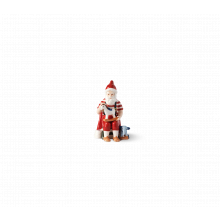 Royal Copenhagen Annual Santa Figurine 4 in. | Gracious Style