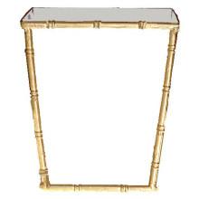 White Bamboo Wastebasket | Gracious Style