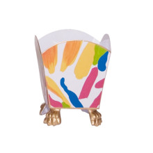 """Abstract 5"""" Cachepot Small 