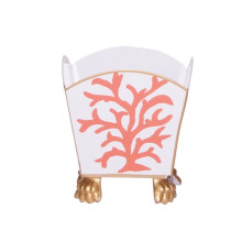 """Coral Coral 5"""" Cachepot Small 