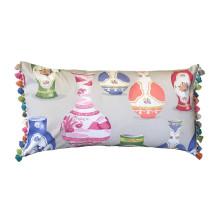 "Meissen 12"" x 24"" Lumbar Pillow | Gracious Style"