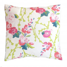 "Chintz 22"" Square Pillow | Gracious Style"