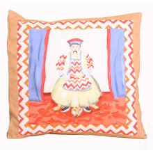 "Emperor Tan 24"" Square Pillow | Gracious Style"