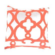 "Orange Ming 22"" Square Pillow | Gracious Style"