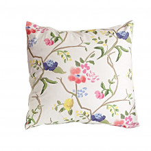 "Sissinghurst 22"" Square Pillow | Gracious Style"