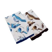 Peregrine Blue Tea Towel | Gracious Style