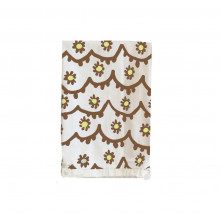 Santos Brown Tea Towel | Gracious Style