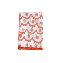Santos Pink Tea Towel | Gracious Style