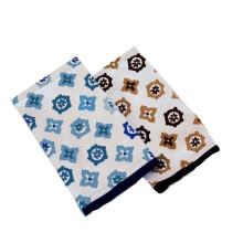 Voy Blue Tea Towel | Gracious Style