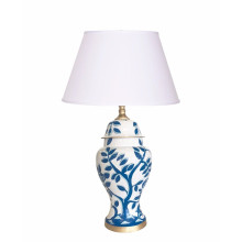 Cliveden Blue Ginger Jar Table Lamp | Gracious Style