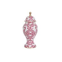 Pink Sultan Ginger Jar Medium | Gracious Style