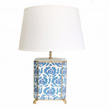 Beaufont Blue Table Lamp | Gracious Style