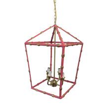 "Pink Bamboo 20"" Lantern Large | Gracious Style"