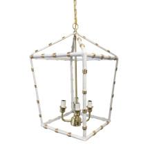 "White Bamboo 20"" Lantern Large | Gracious Style"