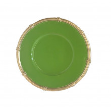 """Green Bamboo 13"""" Charger 