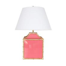 Pagoda Pink Lamp | Gracious Style