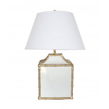 Pagoda White Lamp | Gracious Style