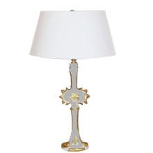 Grey Salutation Table Lamp | Gracious Style
