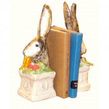 Rabbit Bookends | Gracious Style