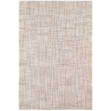 Crosshatch Ivory Micro Hooked Wool Rugs | Gracious Style