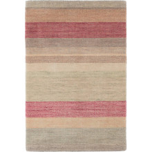 Tuscany Stripe Hand Knotted Wool Rugs | Gracious Style