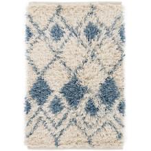 Kasbah Denim Indoor outdoor Rugs | Gracious Style