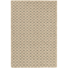 Warren Grey Loom Knotted Wool Rugs | Gracious Style