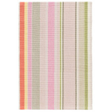 Paris Stripe Woven Cotton Rugs | Gracious Style