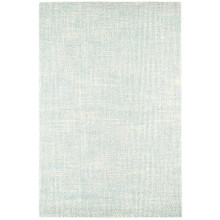 Crosshatch Sky Micro Hooked Wool Rugs | Gracious Style