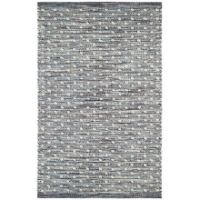 Hobnail Blue Indoor outdoor Rugs | Gracious Style