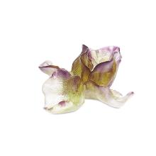 Iris Purple Flower Length 11 Cm | Gracious Style