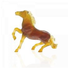 Jean-François Leroy Brown Wild Horse J.F Leroy Length 18 Cm | Gracious Style