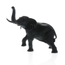 Jean-François Leroy Black Elephant Height 33 Cm | Gracious Style