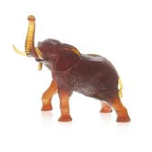 Jean-François Leroy Amber Elephant J.F Leroy Height 33 Cm | Gracious Style