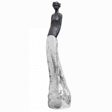 Jean-Philippe Richard Black & Silver Charlotte Height 138 Cm | Gracious Style